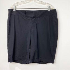 Lululemon men's shorts in black